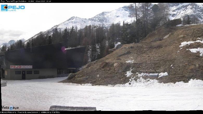 Webcam Pejo ski