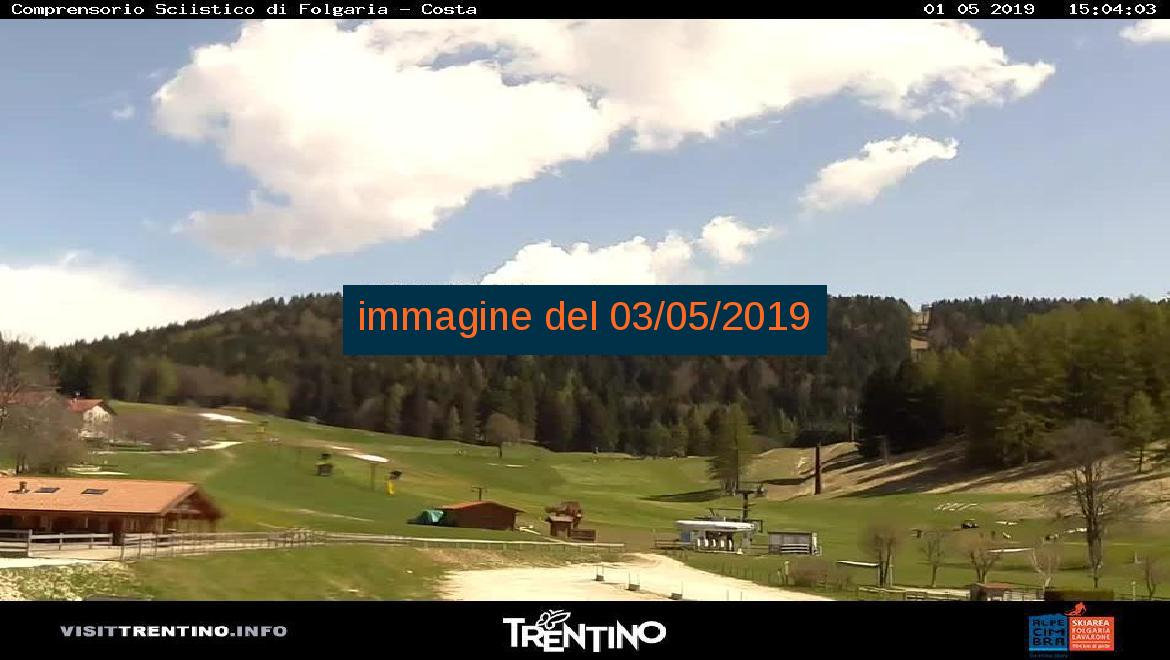 Webcam Neve Folgaria