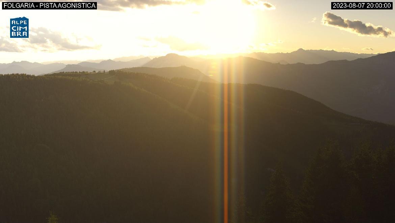 Webcam pista agonistica